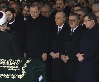 Mesut Yılmaz ve ailesinin acı günü