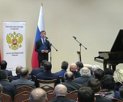 Rus büyükelçi karlov anıldı