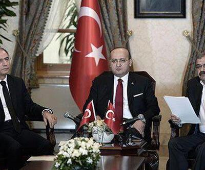 Yalçın Akdoğan ilk kez Dolmabahçe Mutabakatı hakkında konuştu