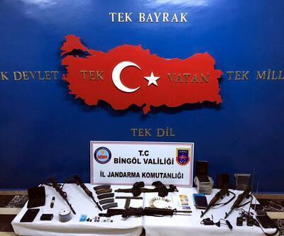 9 polis ile 1 sivilin şehit edildiği eylemlere katılan 5 PKK'lı öldürüldü
