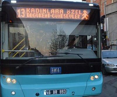 'Kadınlara ayrı otobüs uygulaması tacizi arttıracak'