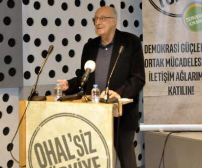 Demokrasi İçin Birlik Platformu'ndan 'OHAL'siz bir Türkiye' kampanyası