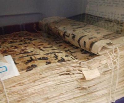 İşte Fahreddin Paşa'nın Medine'den getirdiği Kutsal emanetler