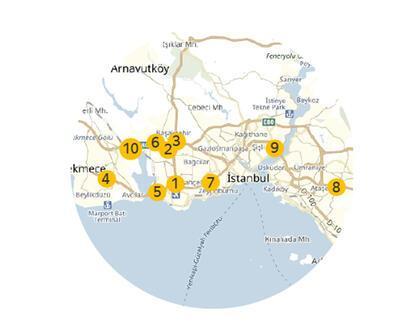 İşte büyükşehirlerin trafik analizi