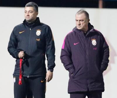 İki isim Galatasaray'a döndü