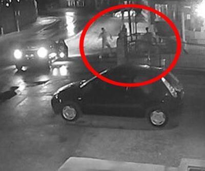 2 futbolcu camiye bira şişesiyle saldırdı
