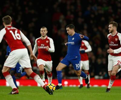 Arsenal 2-2 Chelsea / Maç Özeti