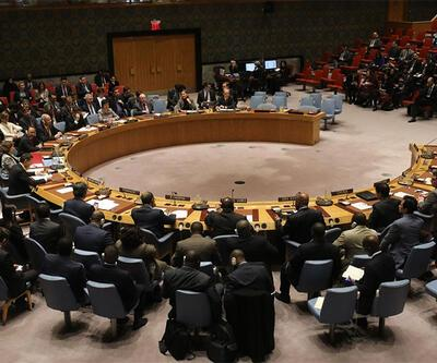 Son dakika... BM Güvenlik Konseyi'nden Suriye'de ateşkes kararı