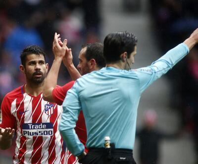 Diego Costa İspanya'da olay oldu