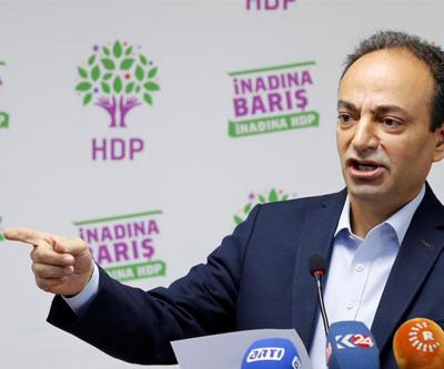 Meclis'te 'Kürdistan' diyen HDP'li Baydemir'e para cezası