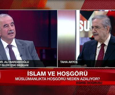 Ali Bardakoğlu: Dinde sivil ve mütevazi dili korumalıyız