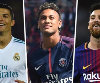 Piyasa değeri en yüksek futbolcular