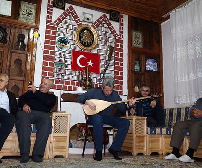 Yozgat'ta 'köy odası' geleneği yaşatılıyor