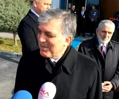 Abdullah Gül OHALhttp://www.cnnturk.com/ekonomiekonomi39;le ilgili konuşmadı