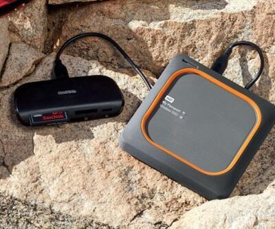 Western Digital kablosuz SSD sürücüsünü tanıttı