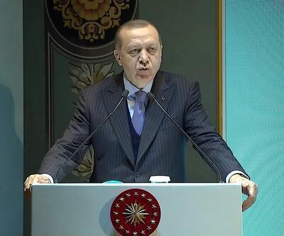 Cumhurbaşkanı Erdoğan: Bilimin gelişmesiyle en yakından ilgilenen şahsımdır