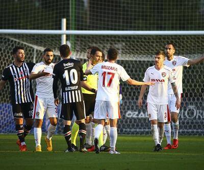 Beşiktaş'ta Şenol Güneş'ten fair-play talimatı