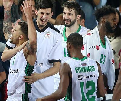 Eurocup: Darüşşafaka Basketbol 82 - 70 ALBA Berlin / Maç Özeti