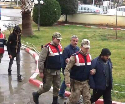 Birecik'ten Kobani'ye geçmeye çalışan 7 kişi yakalandı