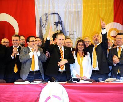 İki yönetici Galatasaray'a geri döndü