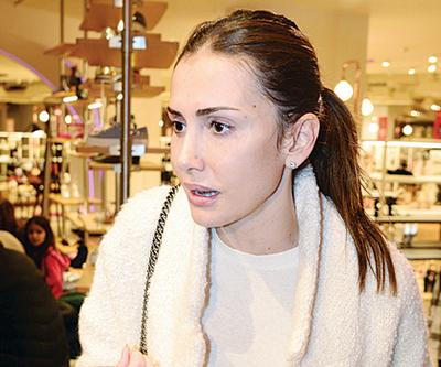 Emina Sandal: Cilt bakımı yaptırmıştım, ağlasam evimde ağlarım!