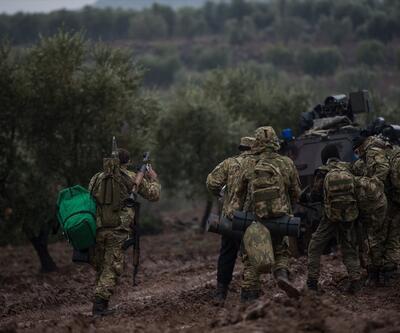 Zeytin Dalı operasyonunda 5'inci gün: Uçaklar bombalıyor ÖSO ilerliyor