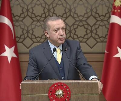 """Erdoğan operasyonun adının neden """"Zeytin Dalı"""" olduğunu açıkladı"""