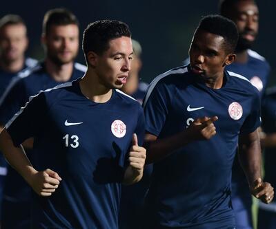 Antalyaspor Nasri'yi gönderiyor, Eto'o da bugün belli olacak