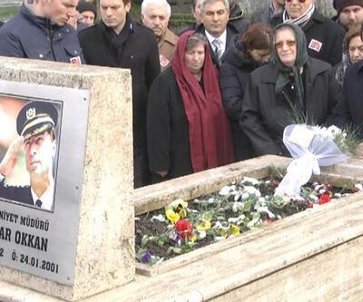 Gaffar Okkan saldırının 17. yılında törenlerle anıldı