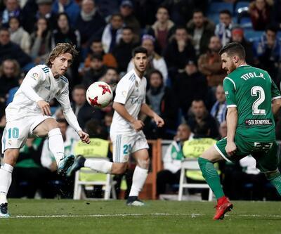 Real Madrid'e İspanya Kral Kupası şoku, elendiler