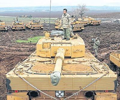 Tel Rıfat'a çekilen Rus askerlerinden yeni hamle