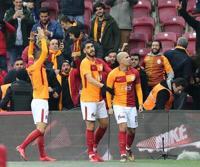 Galatasaray - Osmanlıspor: 2-0 / Maç Özeti
