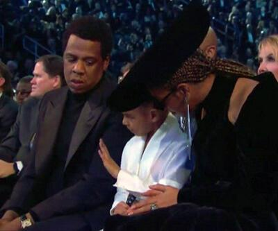 Blue Ivy, Beyonce ve Jay Z'yi böyle durdurdu