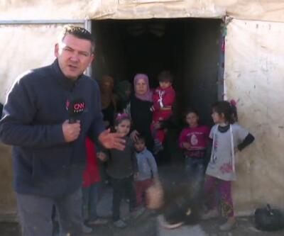 ÖSO ailelerinden Afrin desteği
