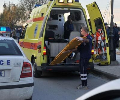 İki milletvekilinin arabası çarpıştı