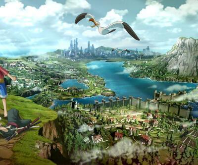 One Piece World Seeker açık dünya teması ile dikkat çekiyor