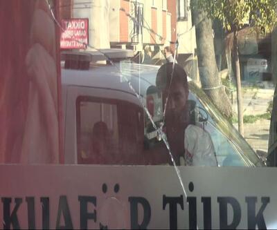 Bakırköy'de pompalı dehşet