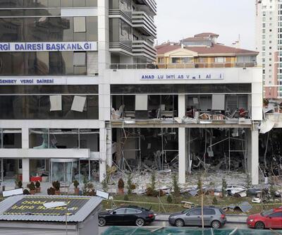 Ankara patlamasında 8 gözaltı: YPS'de eğitim almış