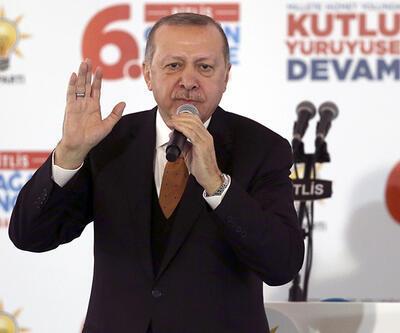 Erdoğan Kılıçdaroğlu'na seslendi: Eğer yiğitsen...