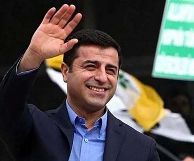 Selahattin Demirtaş'tan mesaj, HDP'den kritik adaylık kararı