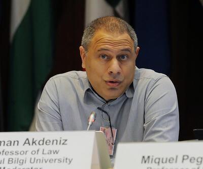 Yaman Akdeniz, RTÜK'ün internet yayınlarını denetim yetkisini değerlendirdi