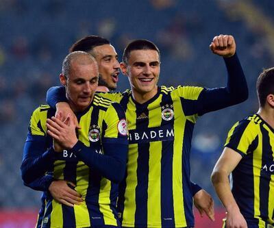 Fenerbahçe 2-1 Giresunspor / Maç Özeti