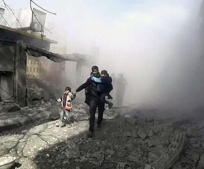 Son dakika... Doğu Guta'ya saldırıda 54 sivil hayatını kaybetti