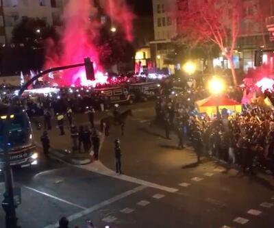 Barcelona'ya saldırı