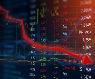 Borsalarda düşüş durmuyor!