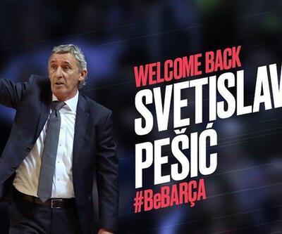 Barcelona'da Svetislav Pesic göreve getirildi
