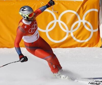 Alp disiplininde altın madalya alan en yaşlı sporcu oldu
