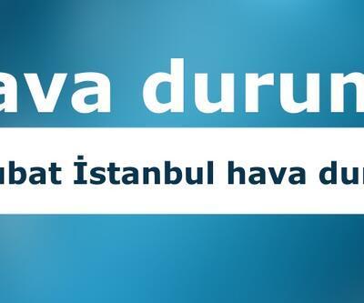 Cuma günü hava nasıl? 16 Şubat İstanbul hava durumu raporu