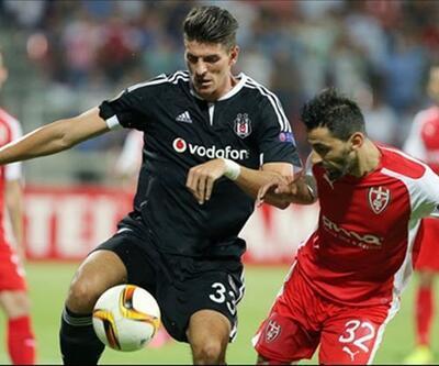 Skenderbeu Sporting maçında şike yapıp Beşiktaş'ın elenmesine neden olmuş