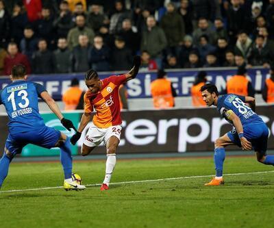 Kasımpaşa 2-1 Galatasaray / Maç Özeti